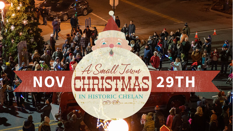 Odds That Lake Chelan Wa. Has Snow For Christmas 2020 Join us for Historic Downtown Chelan's Small Town Christmas 2019!